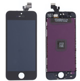 Apple iPhone 5 Display LCD Touch Digitizer Glass Bezel Frame Complete