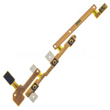 Samsung Galaxy Tab 3 7.0 SM-T211 T215 T210 Side Key Flex-Cable Power Volume Button Switch On Off With Microphone Module
