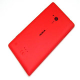 Nokia Lumia 720 RM-885 Battery Back Cover Housing With Antenna Full Original Red