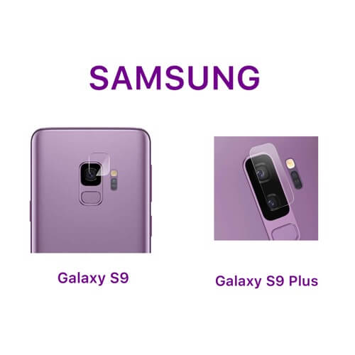 مقایسه دوربین پشت سه گوشی گلکسی S9, S9 Plus, S9 Active