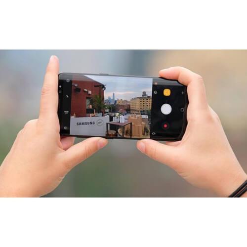 مقایسه فیلمبرداری دوربین پشت سه گوشی گلکسی S9, S9 Plus, S9 Active