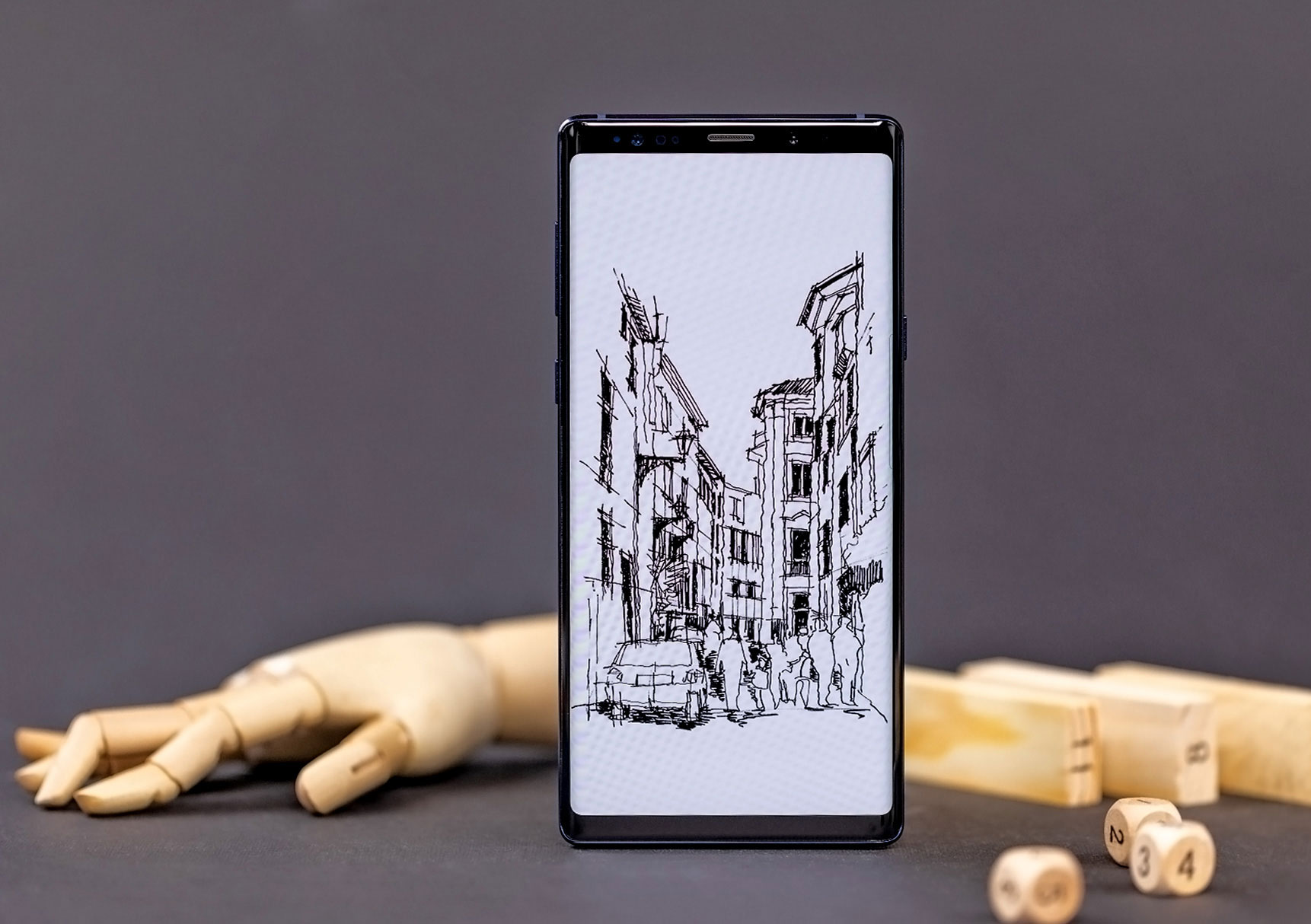 سامسونگ اولین گوشی با حافظه داخلی یک ترابایتی را روانه بازار میکند
