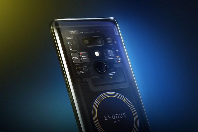 گوشی اکسدوس 1 قابلیتهای جدید مبتنی بر بلاک چین دریافت میکند
