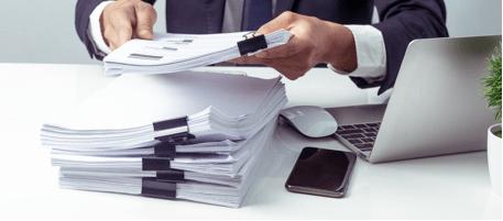 یک سری مجوز های قانونی برای ترخیص ابزار آلات لازم است