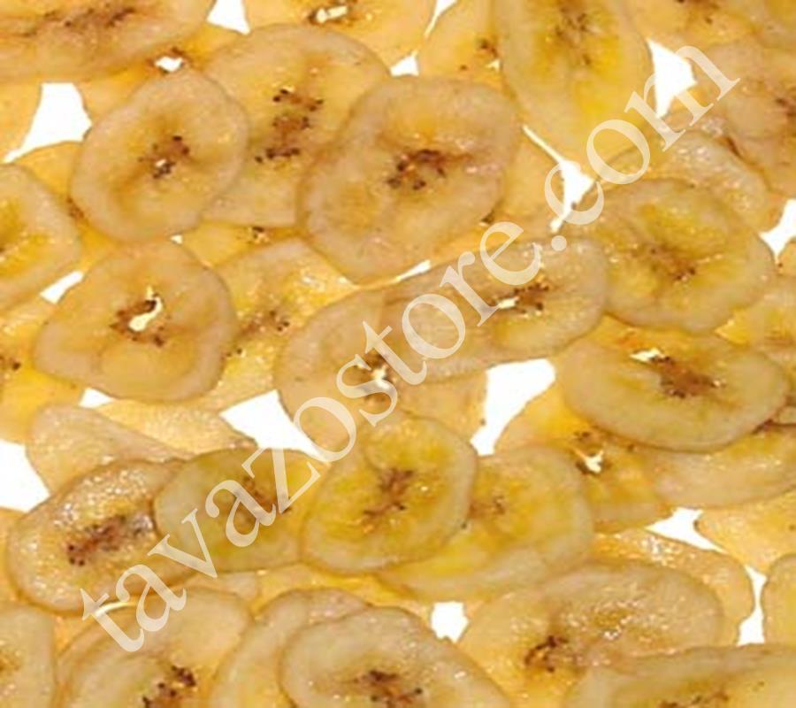 DRIED ORGANIC BANANA