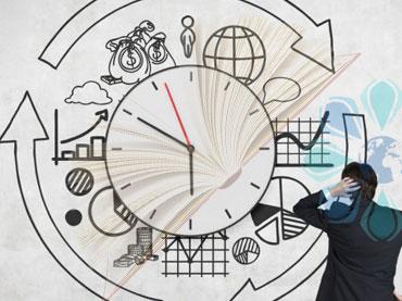 نقش زمان در کسب و کارها