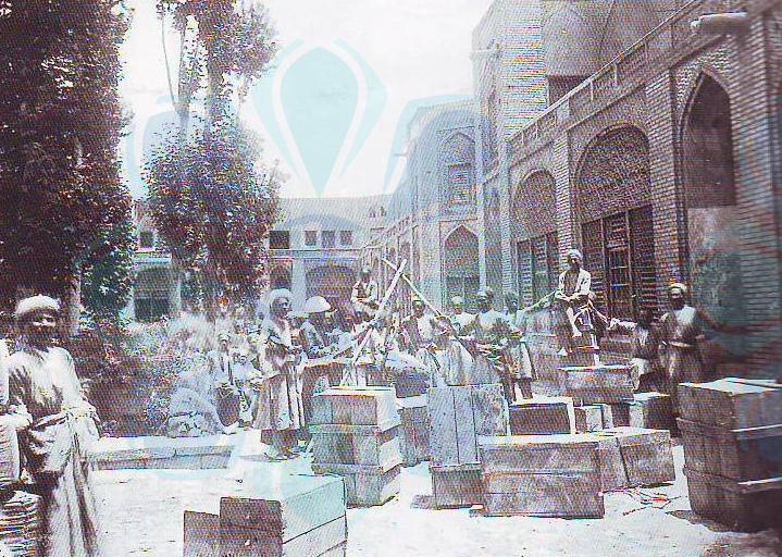 گمرک و تاريخچه آن در ايران - تهران پیشرو - شرکت ترخیص کالا