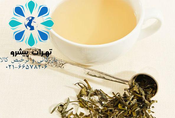 بخشنامه 333 سال 96 - واردات برگ خشک چای سفید