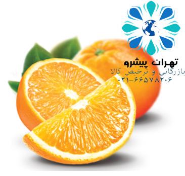 بخشنامه 393 سال 95 - واردات پرتقال