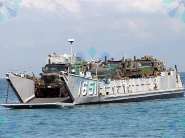 لندیگراف چیست؟-landing craft-تهران پیشرو-شرکت واردات و ترخیص کالا