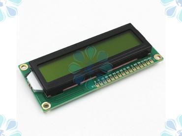 ال سی دی چیست؟-LCD-ماژول LCD-تهران پیشرو-شرکت ترخیص کالا-قطعات الکترونیکی