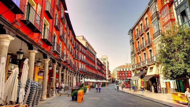 شهر های مهم اسپانیا