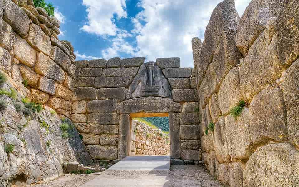 دیدنی های یونان