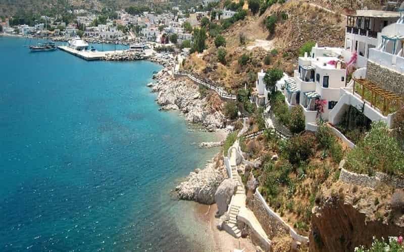 جزیره تولیس یونان