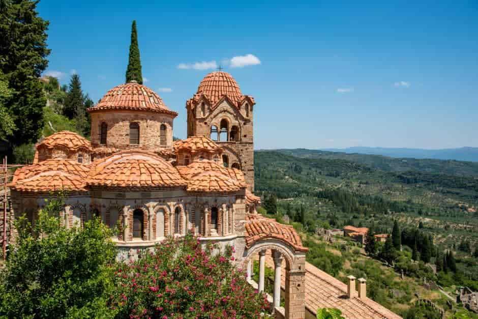 قلعه یونان