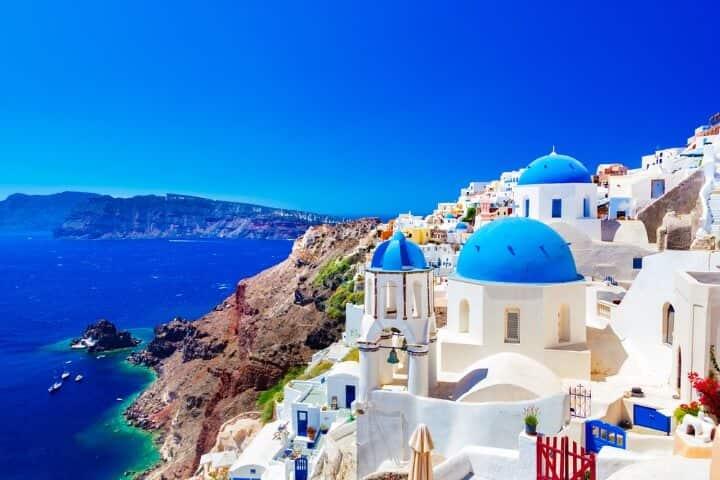 جزایر زیبای یونان