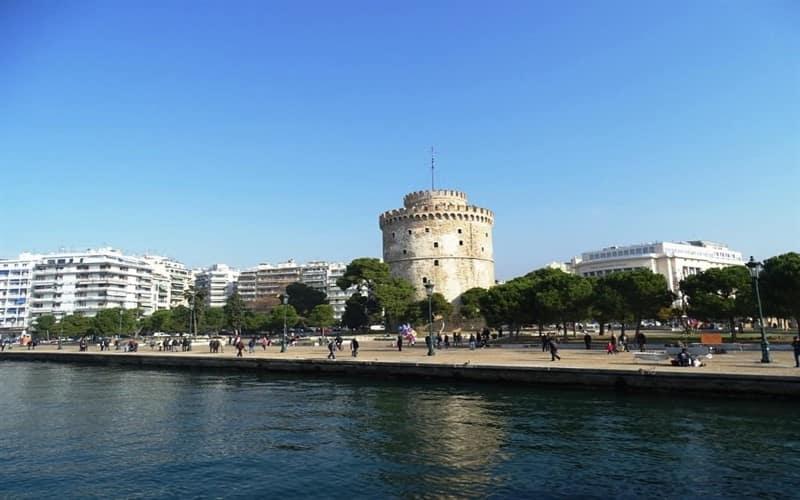 شهر های زیبای یونان