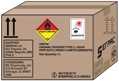 برچسب بسته های صادراتی