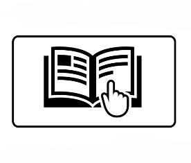 نماد دفترچه رو بسته بندی کالا