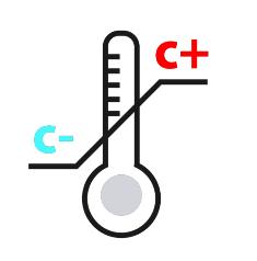 دمای محصول بسته بندی