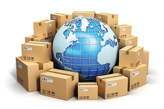 بسته بندی صادراتی کالا