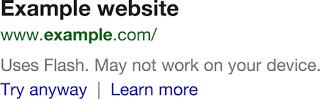 ارائه سایتهای مدرن برای دستگاههای مدرن در نتایج جستجوی گوگل