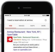 ایندکس دهی برنامههای iOS در جستجوی گوگل