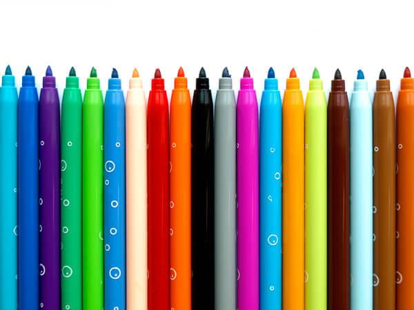 تأثیر رنگ ها در طراحی سایت