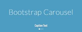 ایجاد اسلاید شو در Bootstrap