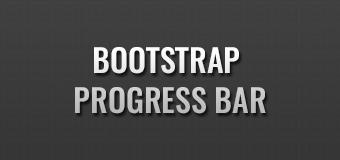 ایجاد نوار پیشرفت (progress bar) در Bootstrap
