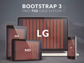 ایجاد ساختارهای چند ستونه با سیستم شبکه ای Bootstrap