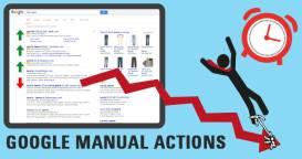 تخطی مکرر از قوانین وبمستر گوگل