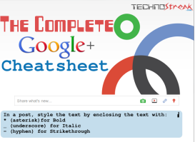 Google cheatsheet