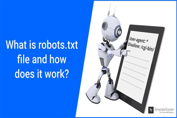 قایل robots.txt چیست