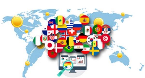 سئو سایت چند زبانه