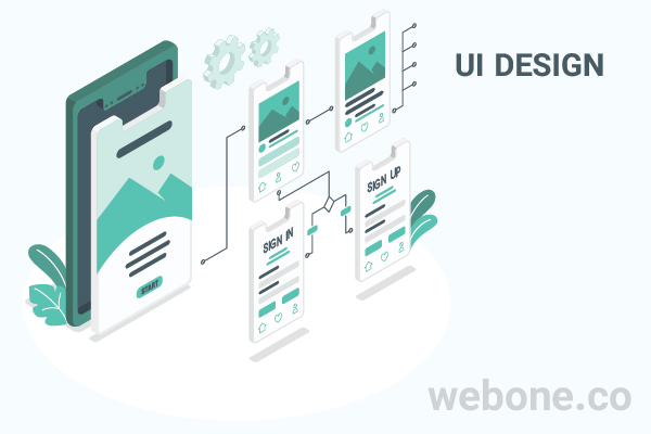 یادگیری طراحی رابط کاربری