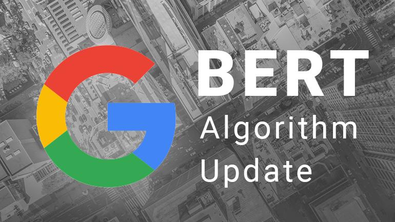 الگوریتم bert گوگل