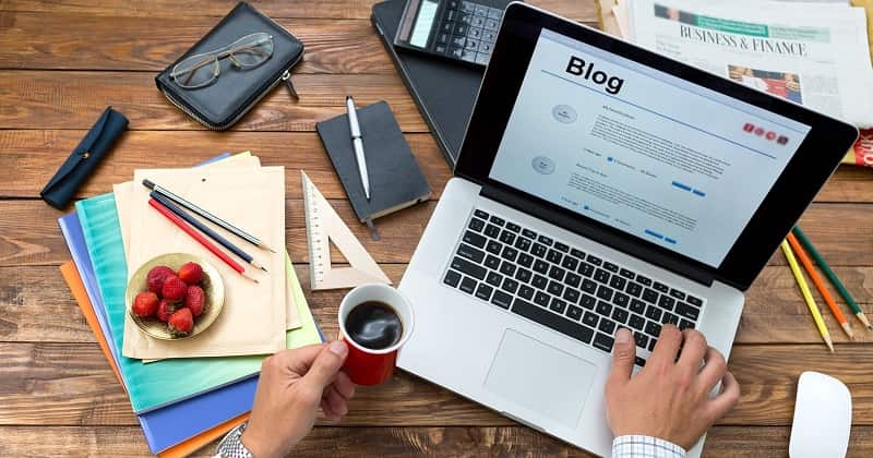ساخت شبکه وبلاگی