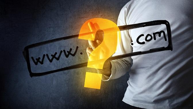 نحوه انتخاب نام دامنه مناسب برای وب سایت