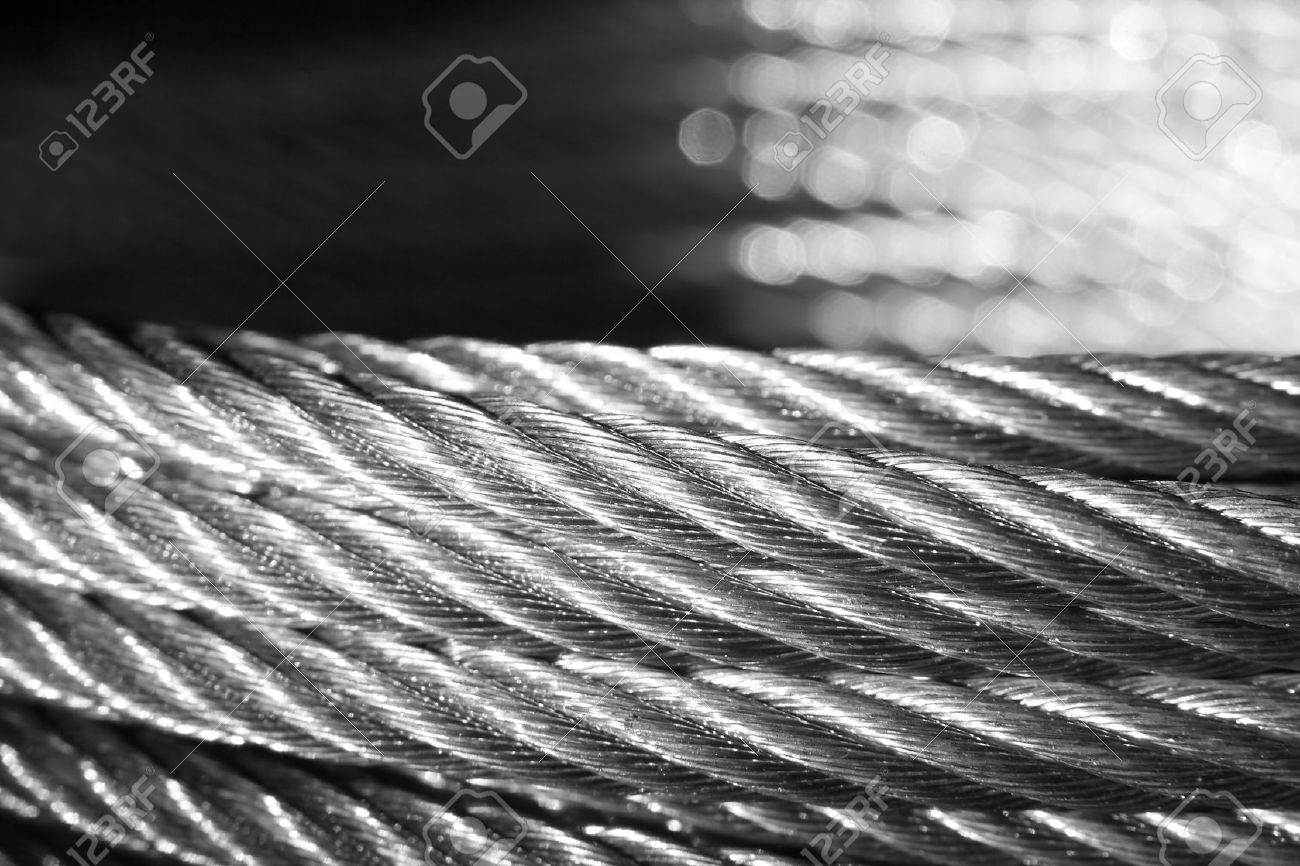 Galvanized Wire Ropes - Stronger & Corrosion Resistant