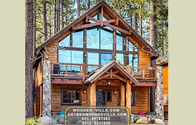 مزایای خانه چوبی
