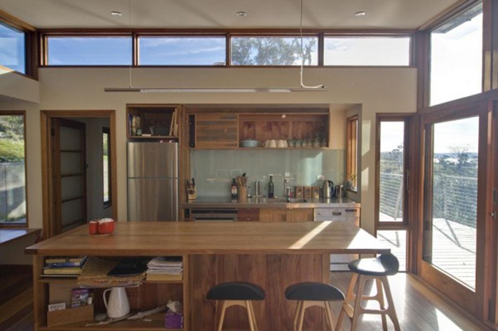 آشپزخانه و سرویس های بهداشتی